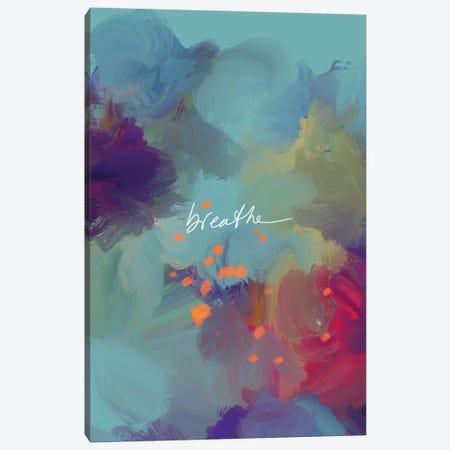 Breathe 1 Canvas Print #MNH77} by Morgan Harper Nichols Canvas Print