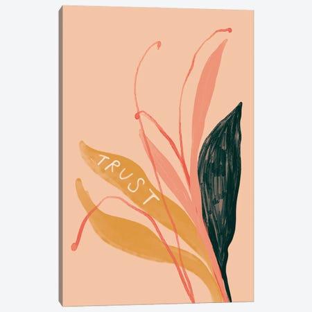 Trust Plant Canvas Print #MNH90} by Morgan Harper Nichols Canvas Wall Art
