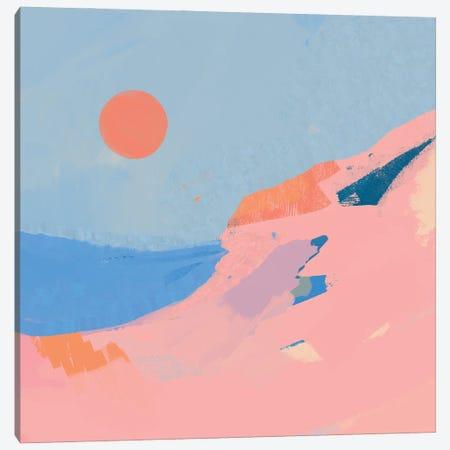 June Beach Canvas Print #MNH93} by Morgan Harper Nichols Canvas Art