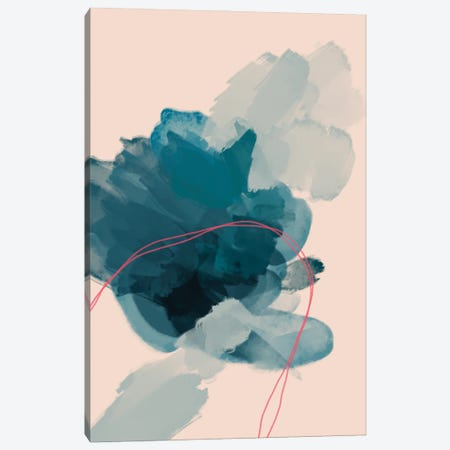 Abstract Shapes VIII Canvas Print #MNH9} by Morgan Harper Nichols Canvas Artwork