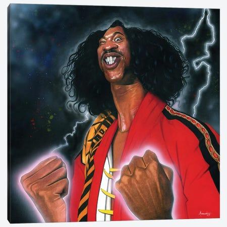 Shonuff Canvas Print #MNJ30} by Manasseh Johnson Canvas Art