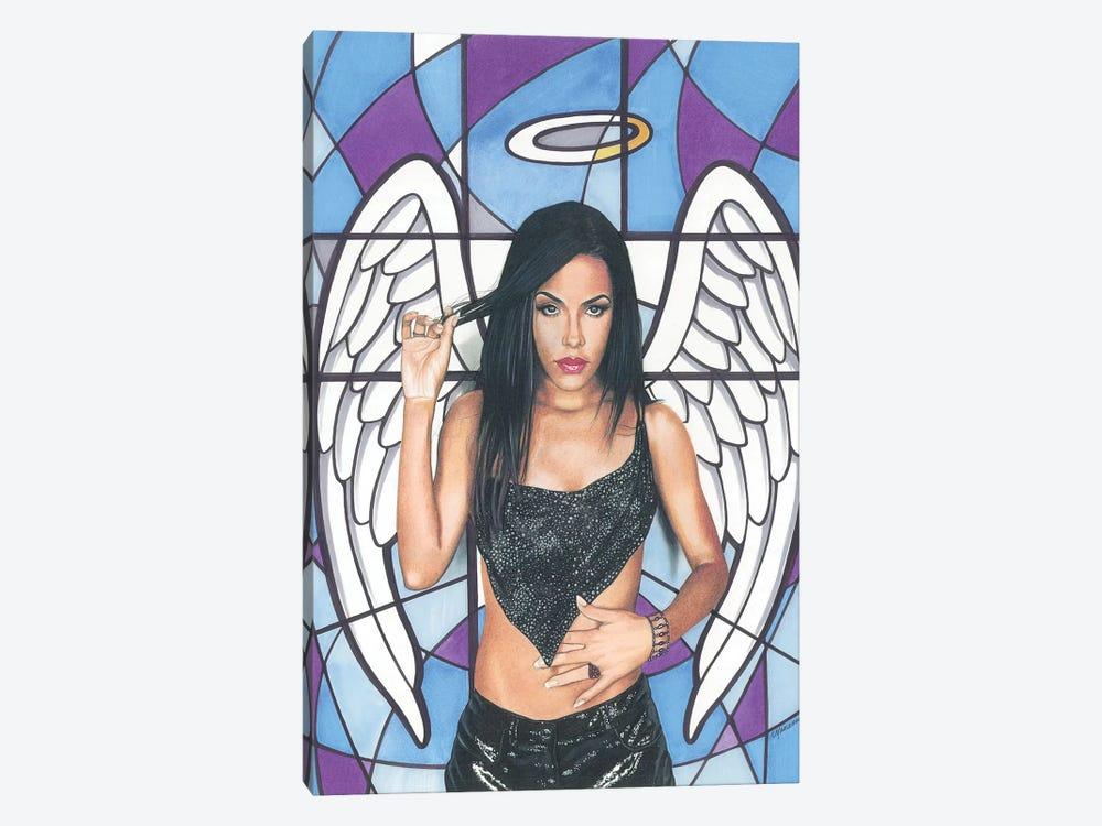 Aaliyah by Manasseh Johnson 1-piece Canvas Art