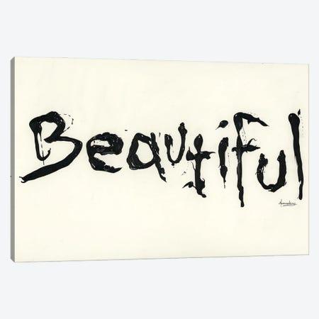 Beautiful Canvas Print #MNJ42} by Manasseh Johnson Art Print