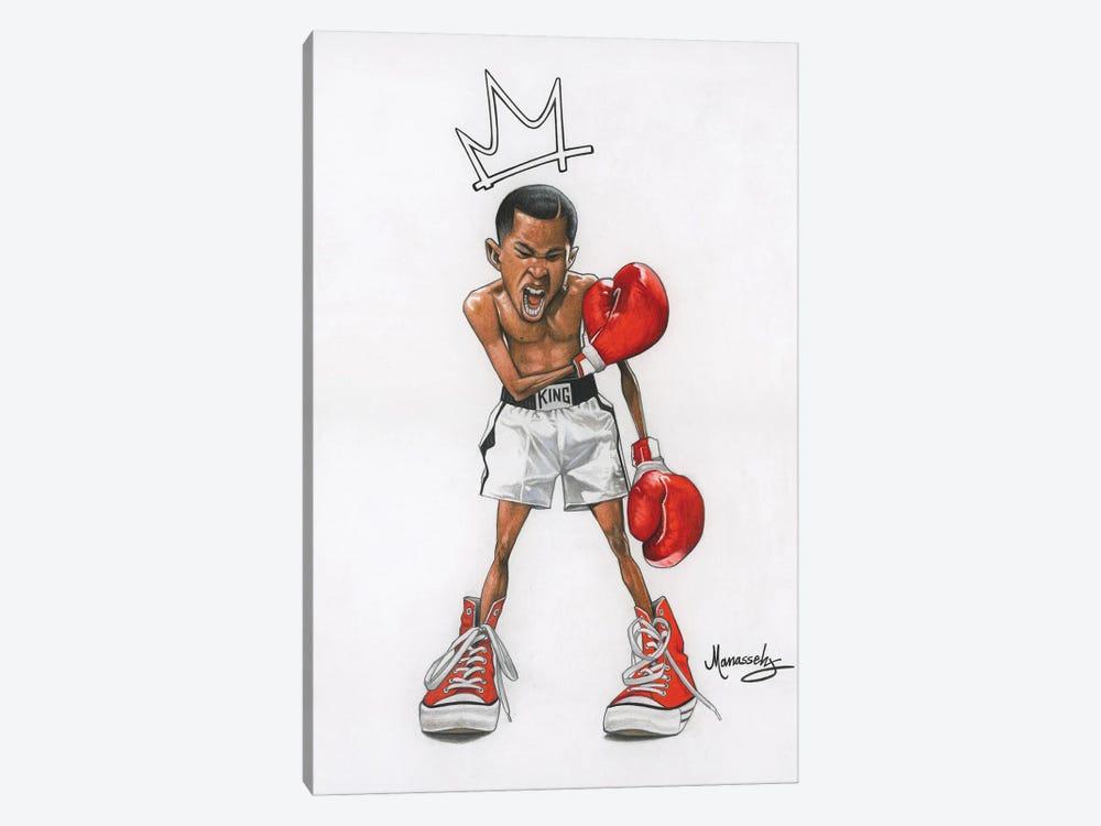 Ali Kid by Manasseh Johnson 1-piece Canvas Print