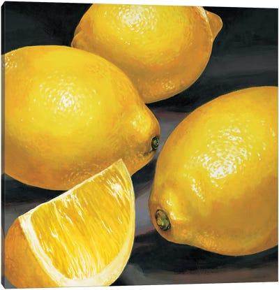 Limoni Canvas Art Print