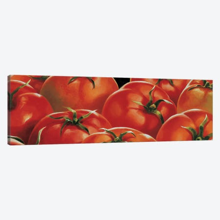 Pomodori Canvas Print #MNL5} by Stefania Mottinelli Art Print