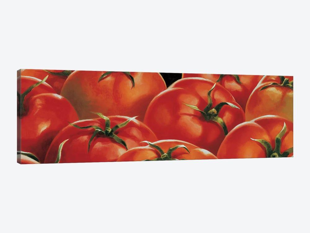 Pomodori by Stefania Mottinelli 1-piece Canvas Artwork