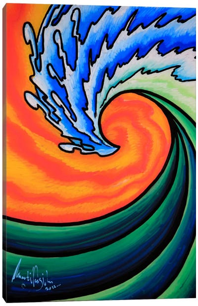 Great Wave Canvas Art Print