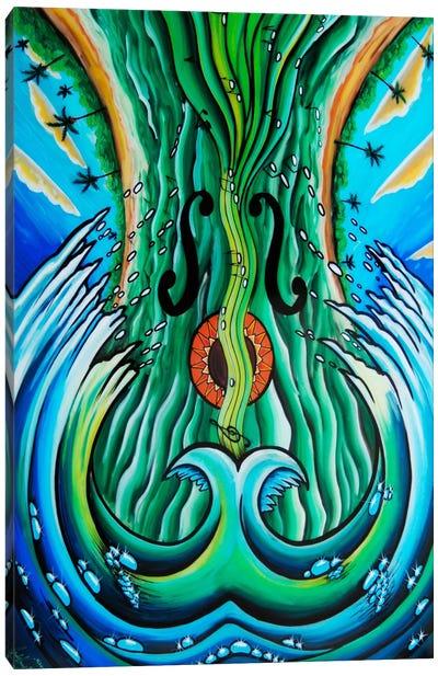 Albena Canvas Print #MNM1