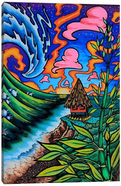 Mana Canvas Art Print