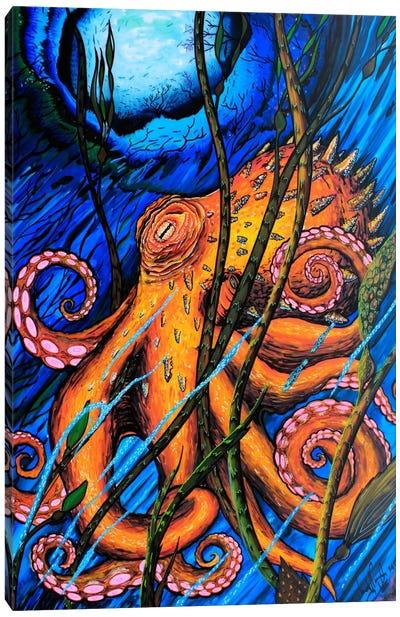 OCTO #2 Canvas Art Print