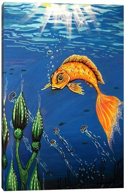 Tara Canvas Art Print