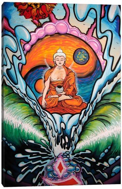 Buddha Dream Canvas Print #MNM4