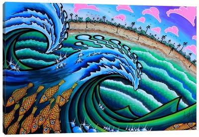 Canaria Canvas Print #MNM6