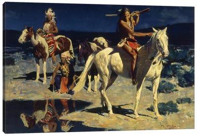 Lost Trail Canvas Art Print