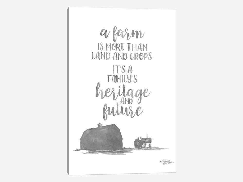 Heritage and Future by Michele Norman 1-piece Canvas Wall Art