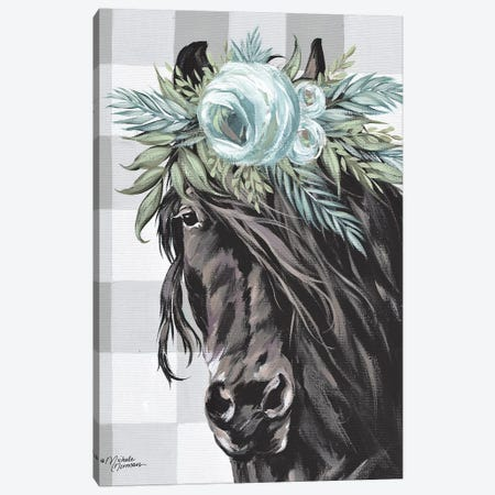 Fiona Canvas Print #MNO73} by Michele Norman Canvas Art Print