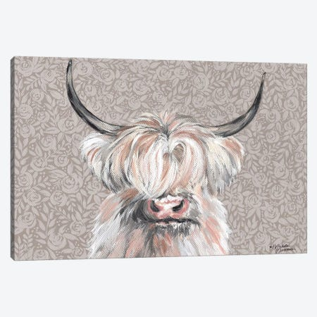 Harriet Canvas Print #MNO74} by Michele Norman Canvas Art