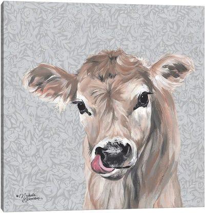 Zack Canvas Art Print