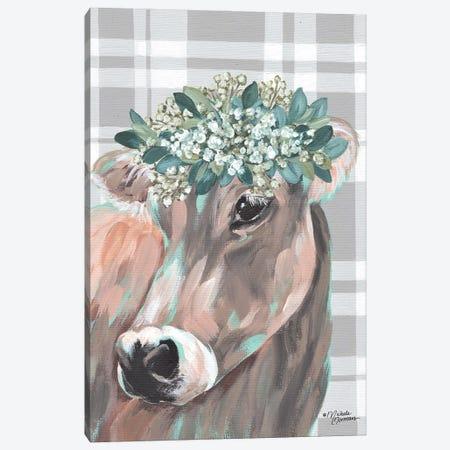 Henrietta Canvas Print #MNO93} by Michele Norman Art Print