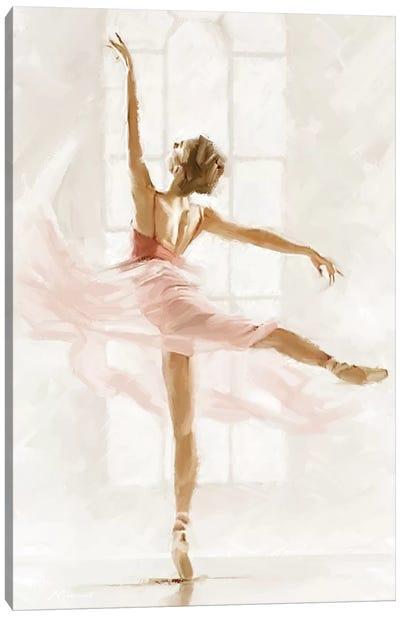 Grace And Beauty II Canvas Art Print