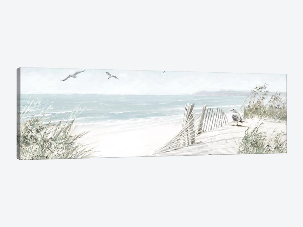 Coastal Dunes II by The Macneil Studio 1-piece Canvas Print