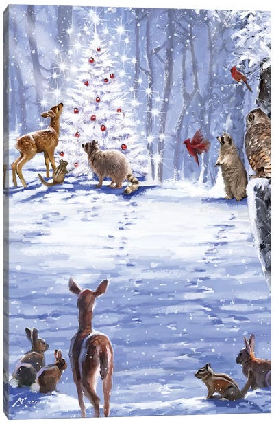 Animals Canvas Art Print