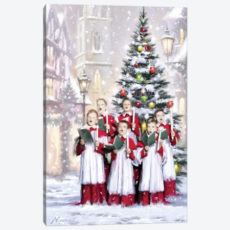 Choirboys VIII Canvas Print #MNS208} by The Macneil Studio Canvas Art Print