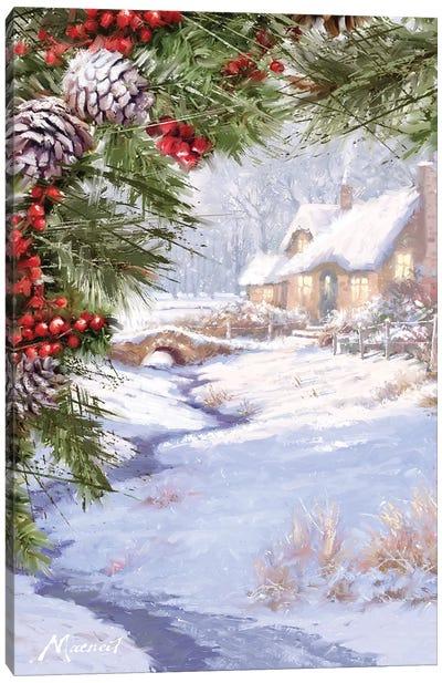 Cottage II Canvas Art Print
