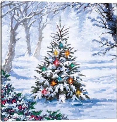 Forest Tree I Canvas Art Print