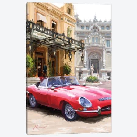 Monte Carlo Canvas Print #MNS31} by The Macneil Studio Canvas Art Print