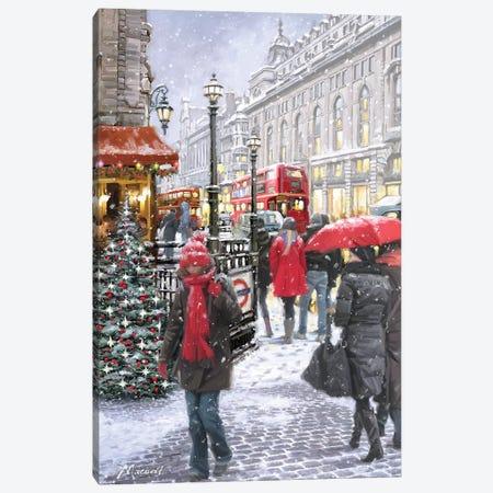 London Scene Canvas Print #MNS383} by The Macneil Studio Canvas Wall Art