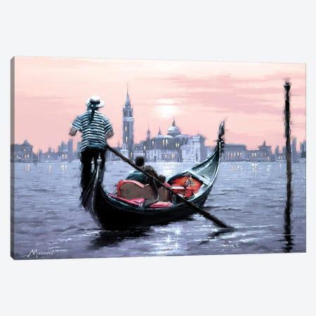 Venice Canvas Print #MNS39} by The Macneil Studio Art Print