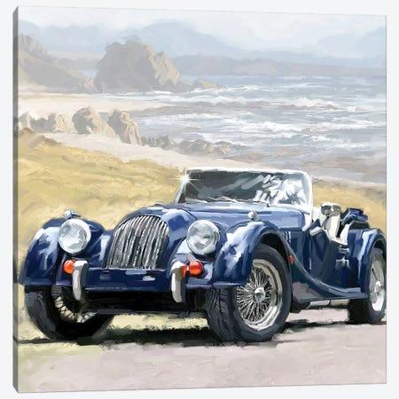 Coast Road Square Canvas Print #MNS86} by The Macneil Studio Canvas Art Print