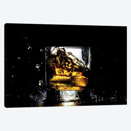 Drink Canvas Print #MNU102} by Manuel Luces Canvas Wall Art