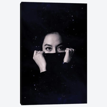 Covered With Stars Canvas Print #MNU10} by Manuel Luces Canvas Art Print