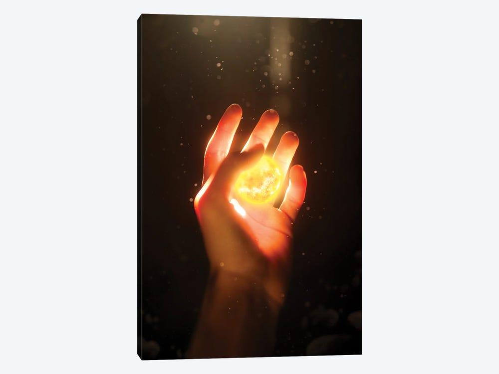 God's Hand by Manuel Luces 1-piece Canvas Artwork