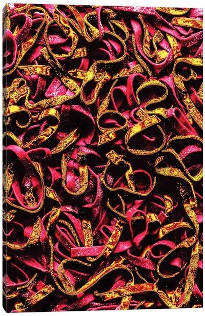 Golden Gum Canvas Art Print