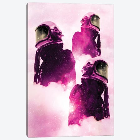 Guardians Canvas Print #MNU39} by Manuel Luces Canvas Art Print