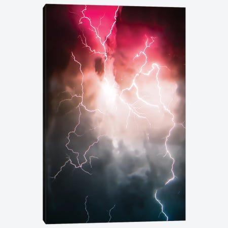 Storm Canvas Print #MNU77} by Manuel Luces Canvas Artwork