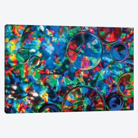 Bubbles Canvas Print #MNU80} by Manuel Luces Canvas Art