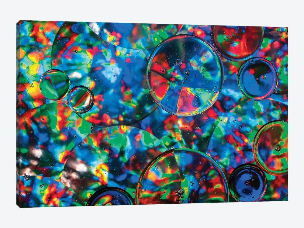 Bubbles by Manuel Luces 1-piece Canvas Print