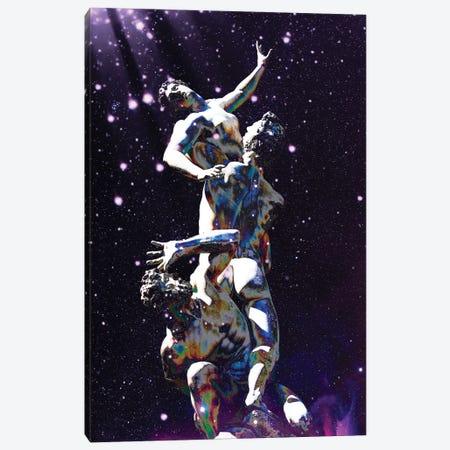 Constellation Canvas Print #MNU99} by Manuel Luces Art Print