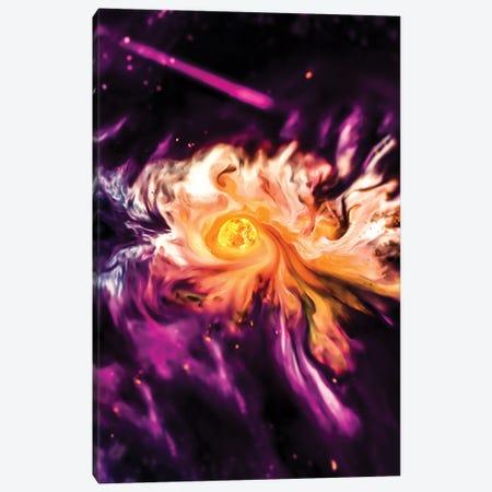 Cosmos Canvas Print #MNU9} by Manuel Luces Canvas Art