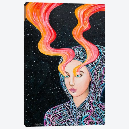 Lumen Canvas Print #MOC11} by Meghan Oona Clifford Canvas Wall Art