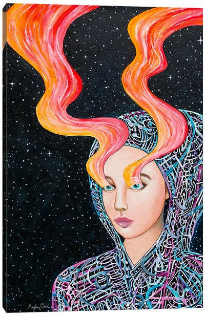 Lumen Canvas Art Print