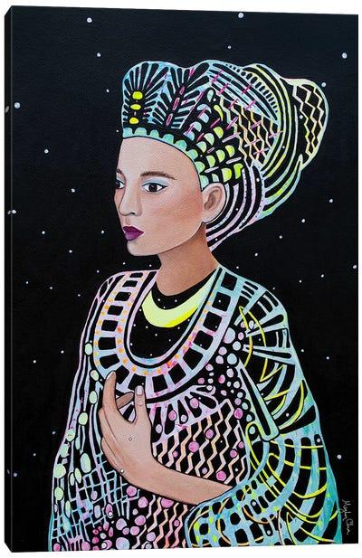 The Source Canvas Art Print
