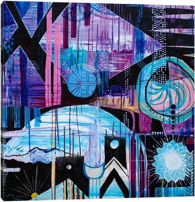 Vessel Canvas Art Print