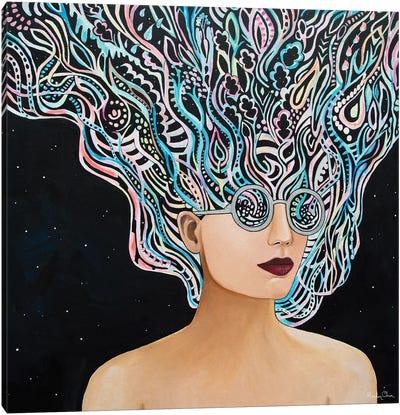 Vision Canvas Art Print