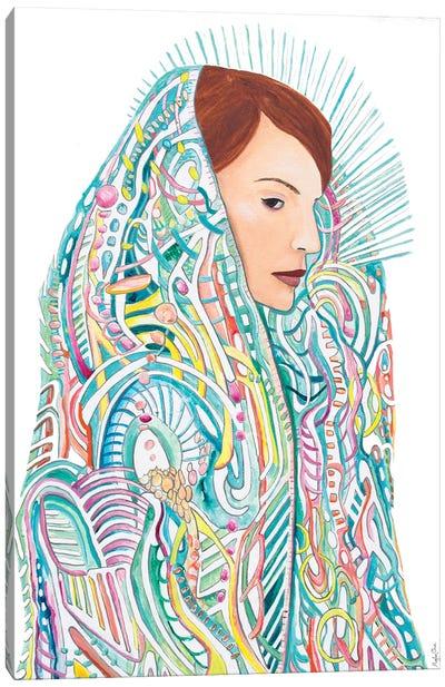 Core Canvas Art Print